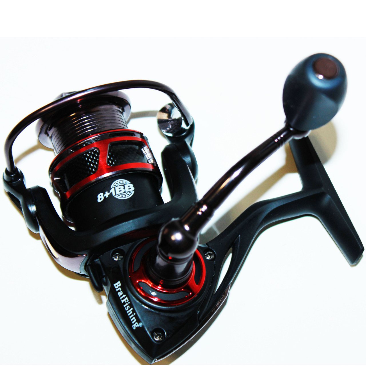 Катушка BratFishing Z-Machine FD 1000 8+1