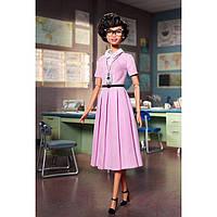 Коллекционная кукла Барби Кетрин Джонсон учительница / Barbie Inspiring Women Series Katherine Johnson