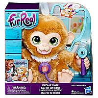 Интерактивная обезьянка Занди FurReal / Вылечи обезьянку