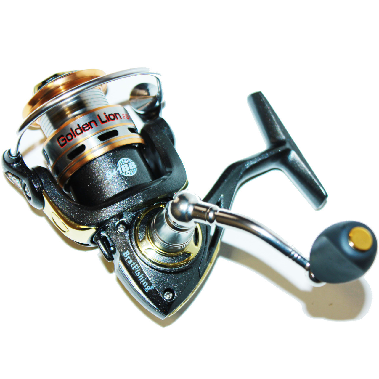 Катушка BratFishing Golden Lion FD 2000 9+1