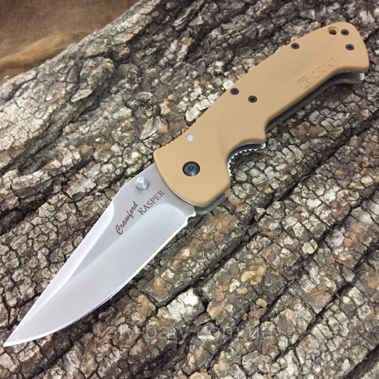 Нож CRKT Crawford Kasper (6773D) Б/У