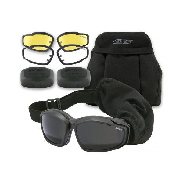 Бронежилет для глаз - тактические очки маска Advancer V12 ESS. (б\у)