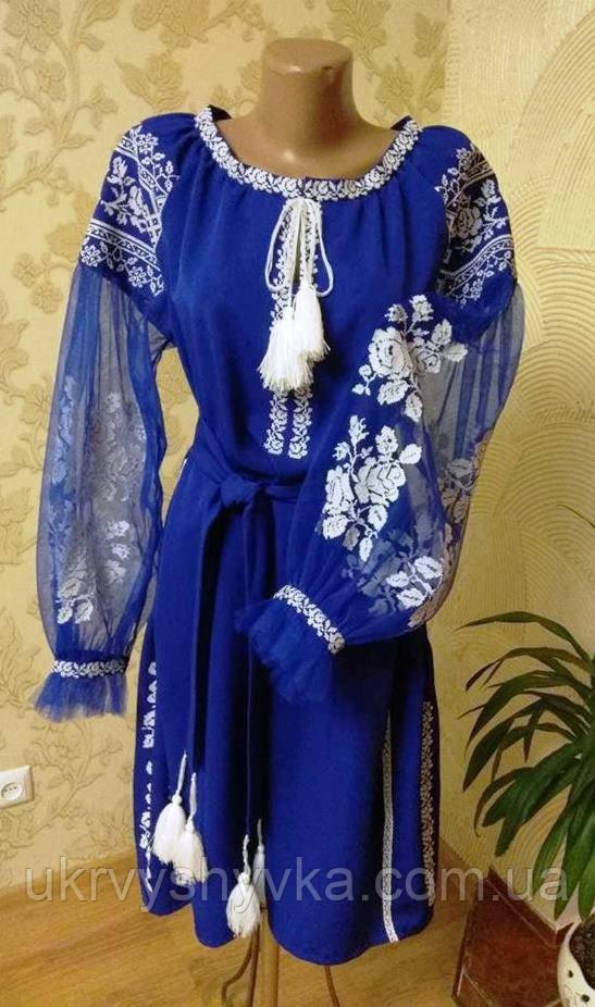плаття з євросіткою