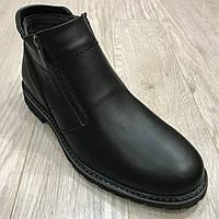Мужские зимние ботинки Maxus / черные, фото 1