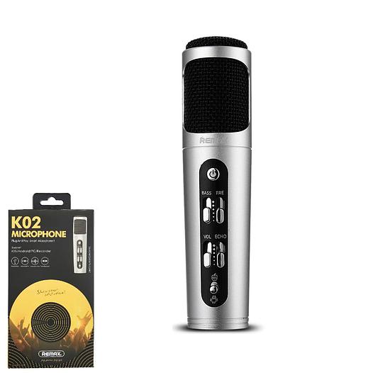 Микрофон Remax Singsong K RMK-K02