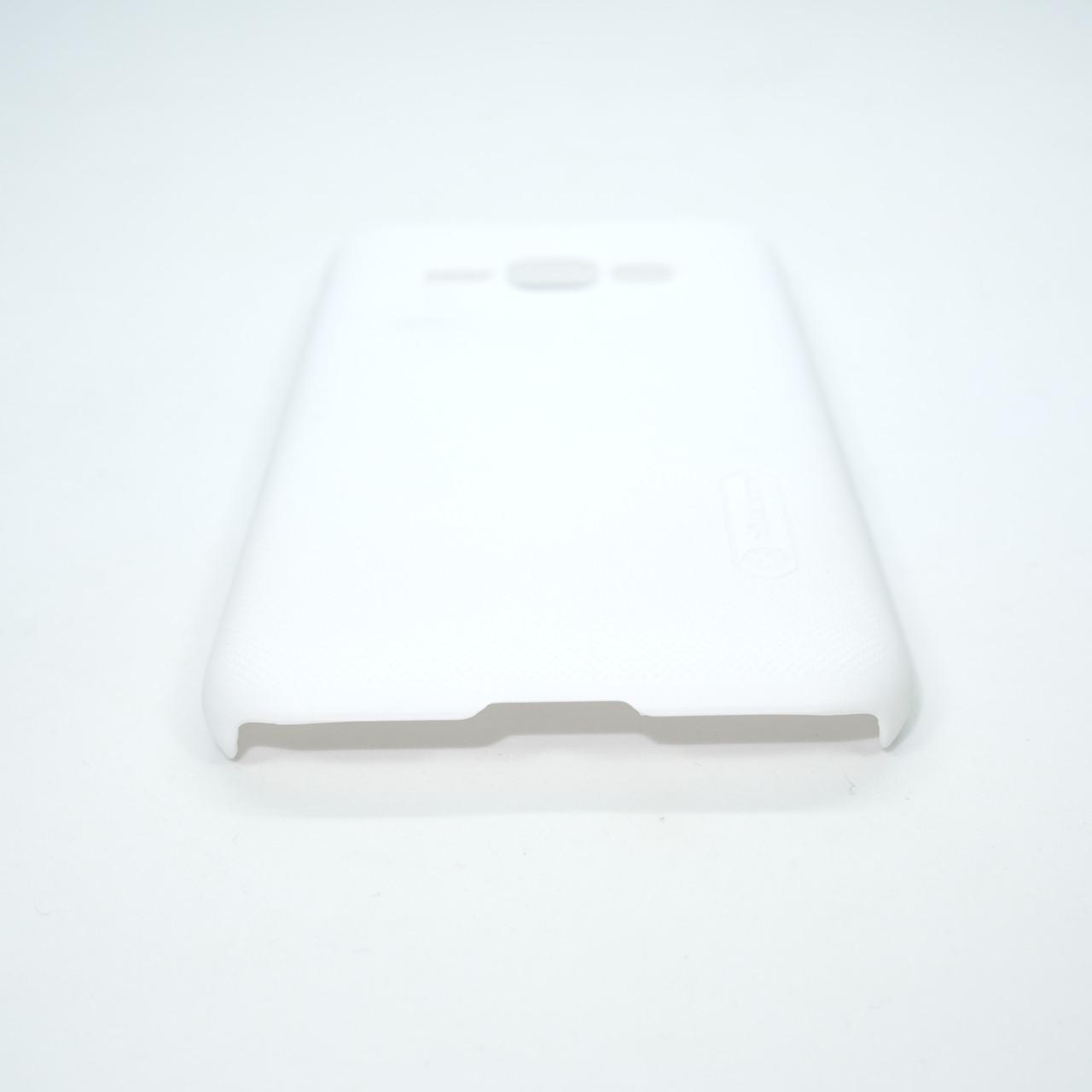 Nillkin Super Frosted Shield Samsung Galaxy J120 white Для телефона