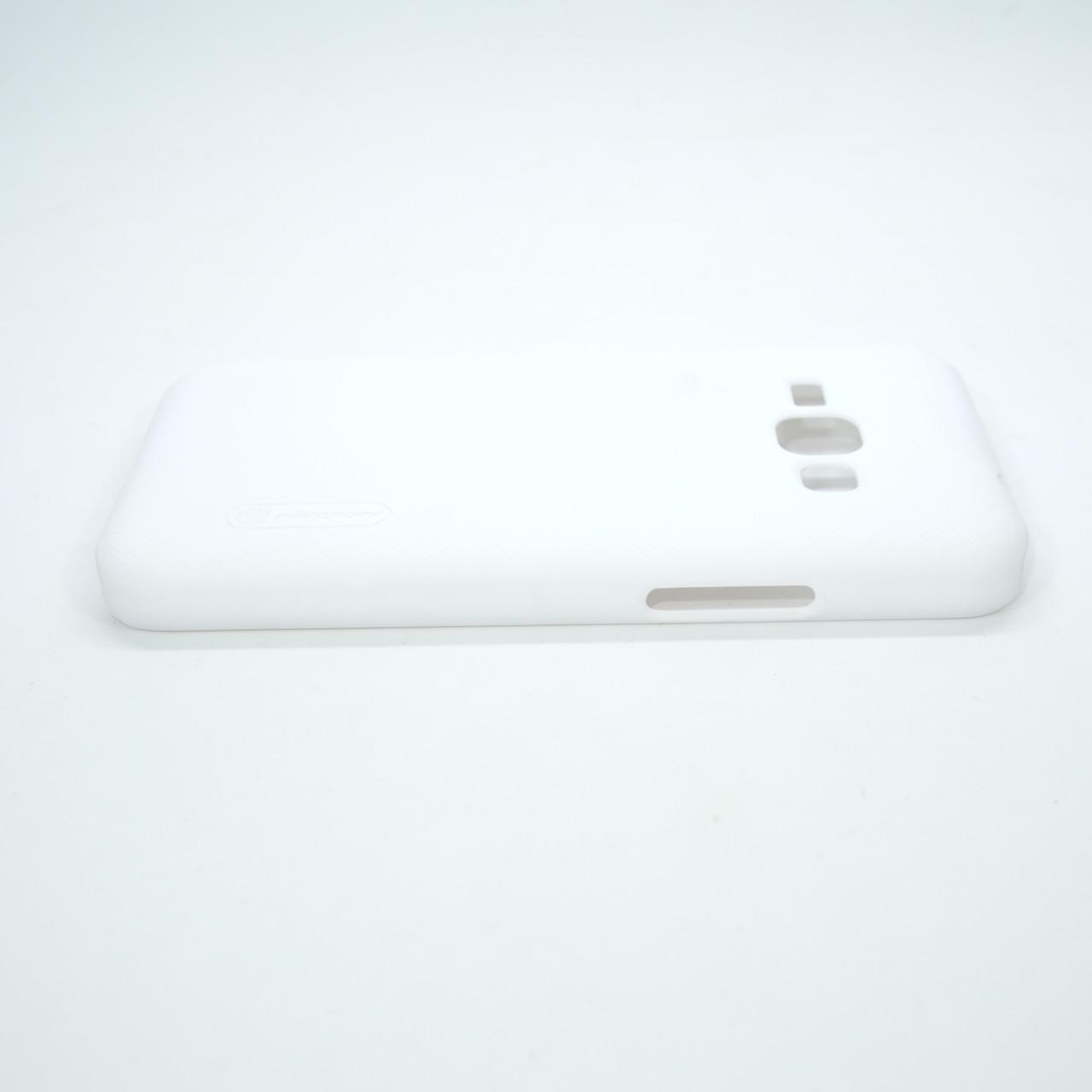 Nillkin Super Frosted Shield Samsung Galaxy J120 white Для телефона J1(2016)