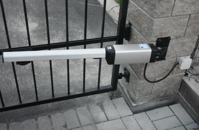 Автоматика BFT для уличных ворот