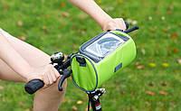 Сумка-органайзер на руль велосипеда водонепроницаемая