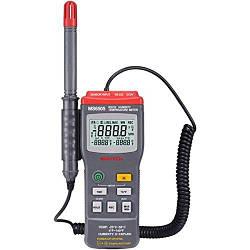 Цифровий термо-гігрометр Mastech MS6505 (Temp: від -20 °C до +60 °C; RH: 0-100%) з виносним датчиком