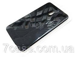 Чехол для Nokia 2.1 (2018) силиконовый Molan Cano Jelly Case матовый черный