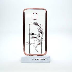 Чехол Beckberg Breathe Samsung Galaxy J330