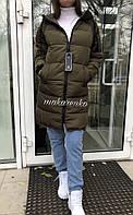 Женская теплая удлиненная куртка ''Winter'', фото 1