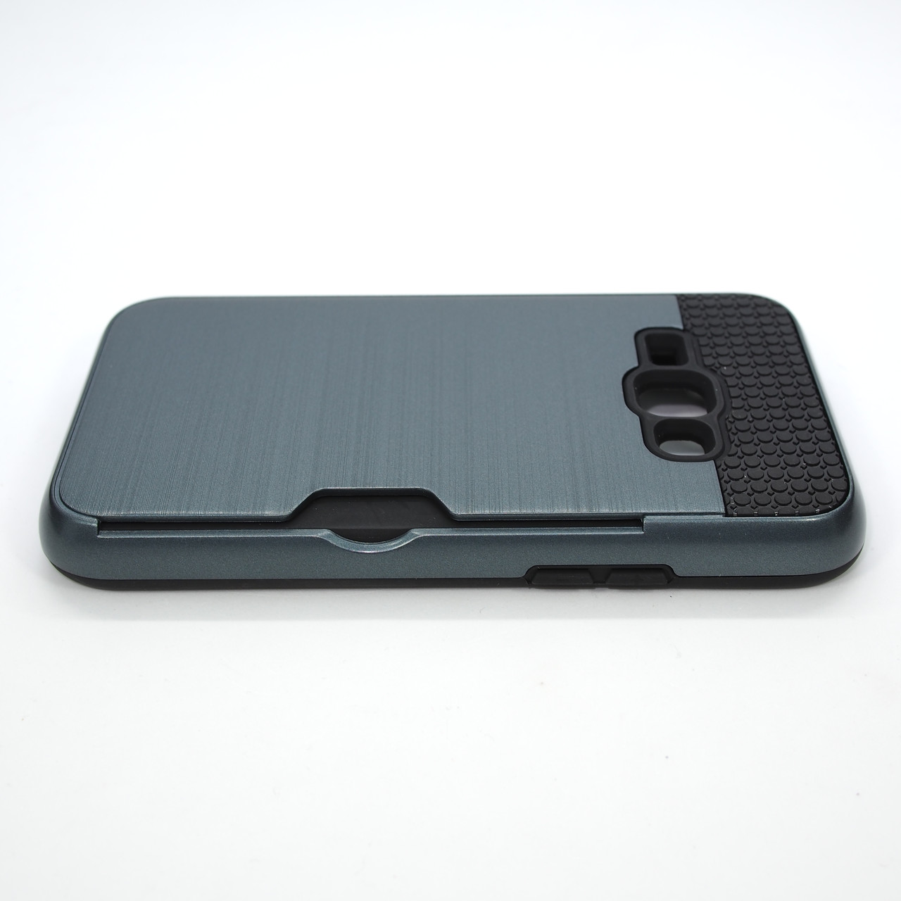 Rock Card Samsung Galaxy J120 carbon grey Для телефона Серый