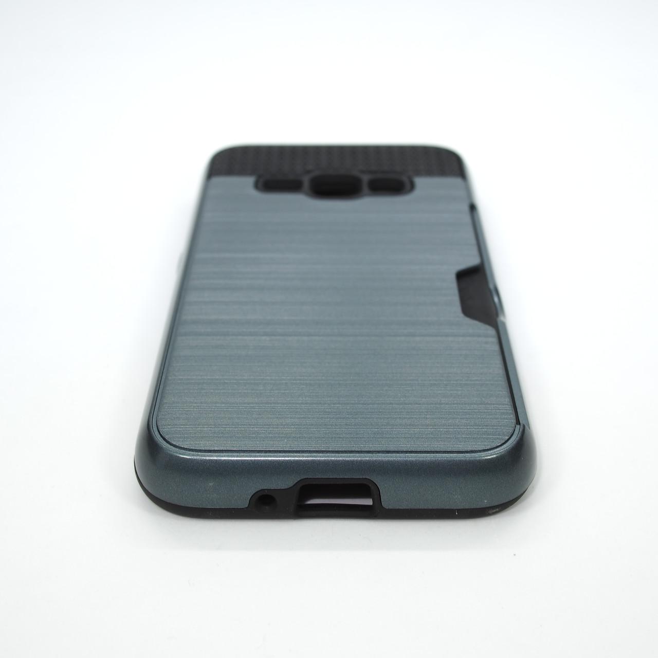 Rock Card Samsung Galaxy J120 carbon grey Для телефона