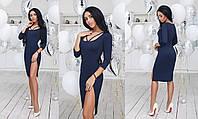 Платье облегающее в расцветках 26049, фото 1