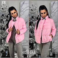 Женская теплая куртка  (утеплитель силикон 200), фото 1