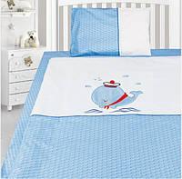Детское постельное белье из хлопка 147х112 Ярослав