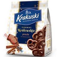 Пряники в шоколаді Krakuski 150g (12шт/ящ)