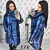 Женская теплая зимняя куртка (утеплитель-синтепон 200)