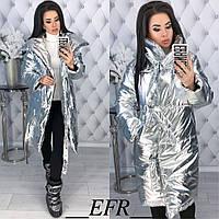 Женская теплая зимняя куртка (утеплитель-синтепон 200) (мод. 356), фото 1