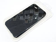 Чехол для Apple iPhone 5 / 5s / SE силиконовый Molan Cano Jelly Case матовый черный