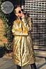 Женская двусторонняя куртка-пальто (норма и батал)
