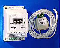 Терморегулятор для высоких температур с термопарой ТР-1000  на 10 А, 999°C, фото 1