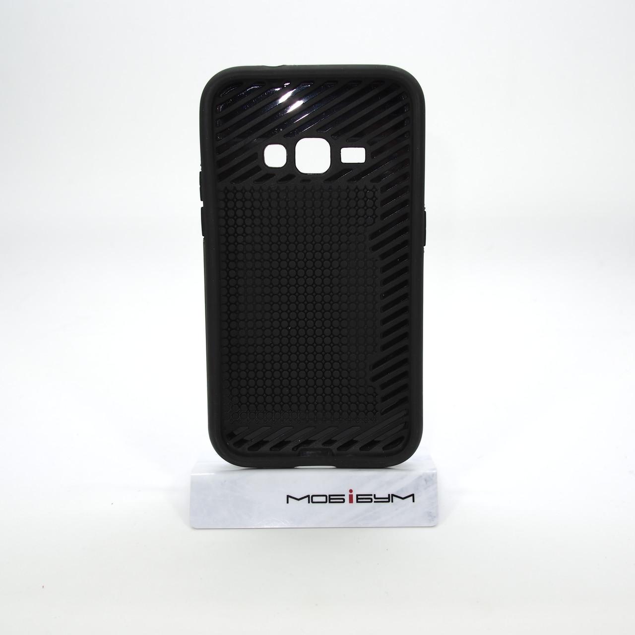 Чехол Rock Card Samsung Galaxy J120 navi green Для телефона