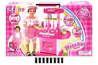 """Игровой набор детская Кухня с музыкальными эффектами """"Kitchen set"""" 008-58"""