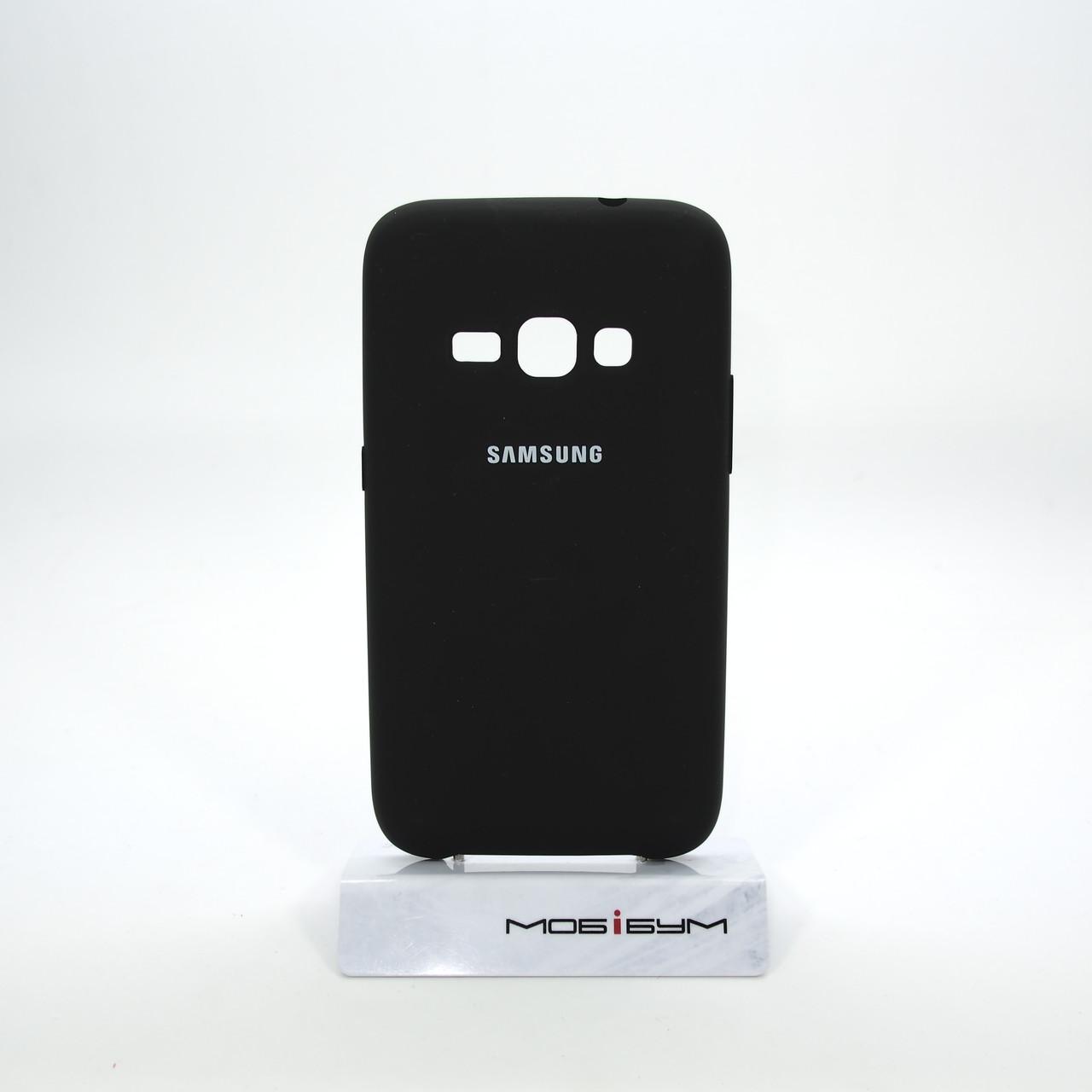 Чехол Original Soft Samsung Galaxy J120 black