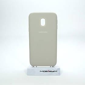 Чехол Original Soft Samsung Galaxy J330 grey