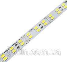 Світлодіодна алюмінієва лінійка SMD 5630 на 144 діода СW (6500К)