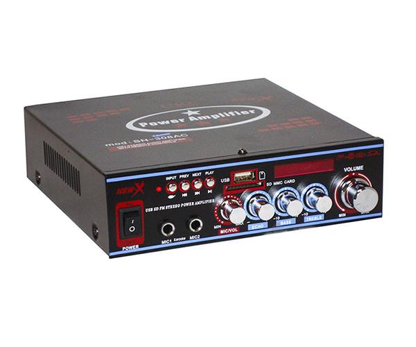 Усилитель звука UKC SN-308BT Bluetooth