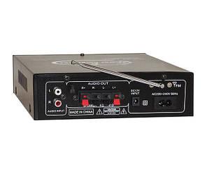 Усилитель звука UKC SN-308BT Bluetooth, фото 2