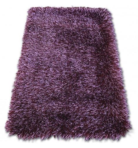 Ковер LOVE SHAGGY 60x110 см 93600 фиолетовый