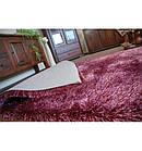 Ковер LOVE SHAGGY 60x110 см 93600 фиолетовый, фото 2