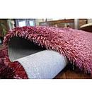 Ковер LOVE SHAGGY 60x110 см 93600 фиолетовый, фото 3