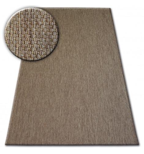Ковер SIZAL FLAT 120x170 см 48663/870 коричневый