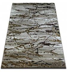 Ковер VOGUE 80x150 см 556 темно-бежевый/коричневый