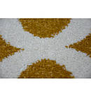 Ковер SKETCH  120 см круглый - F343 желтый/кремовый Марокканский узор, фото 2