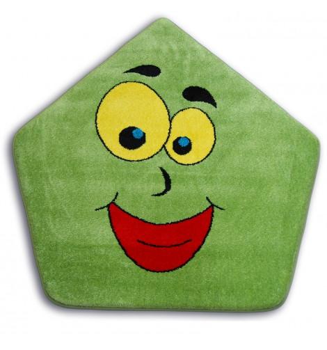 Ковер PAINT  120 см - 1553 зеленый