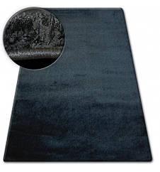 Ковер SHAGGY VERONA 80x150 см черный