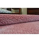 Ковер SHAGGY MICRO 80x150 см розовый, фото 4