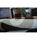 Ковер PILLY 100x200 см 5960 - какао/бежевый, фото 3
