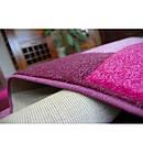 Ковер PILLY 100x200 см H202-8404 - пурпурный/розовый, фото 3
