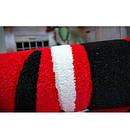 Ковер FOCUS - 8695 100x200 см красный, фото 3