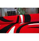 Ковер FOCUS - 8695 100x200 см красный, фото 4