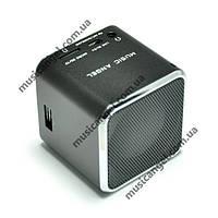 Портативная колонка Music Angel JH-MD07U - MicroSD, USB, MP3, FM. Оригинал!