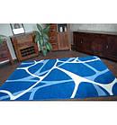 Ковер FOCUS - F241 100x200 см голубой, фото 4